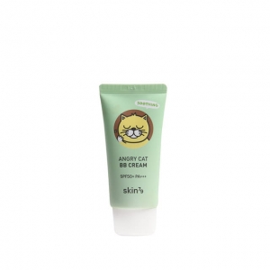 Skin79 - Kojący krem BB - Animal BB Cream Angry Cat SPF 50 - 30 ml