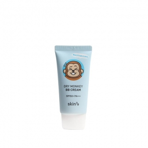 Skin79 - Nawilżający krem BB - Animal BB Cream Dry Monkey SPF 50 - 30 ml
