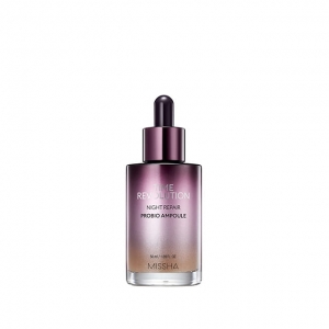 Missha - Time Revolution Night Repair Probio Ampoule - 50 ml