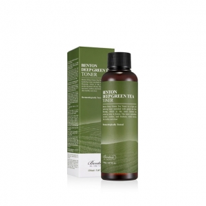 Benton - Lekki tonik Deep Green Tea Toner - 150 ml