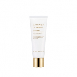 Missha - Super Aqua Cell Renew Snail Sleeping Mask - 110 ml