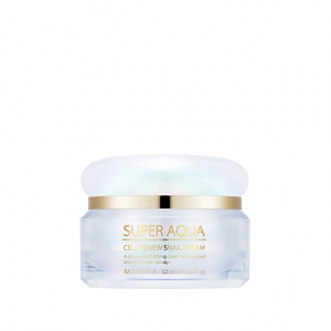 Missha - Super Aqua Cell Renew Snail Cream - 52 ml