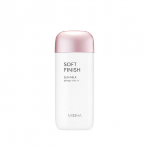 Missha - All Around Safe Block SPF50+/PA+++ Soft Finish Sun Milk - 70 ml